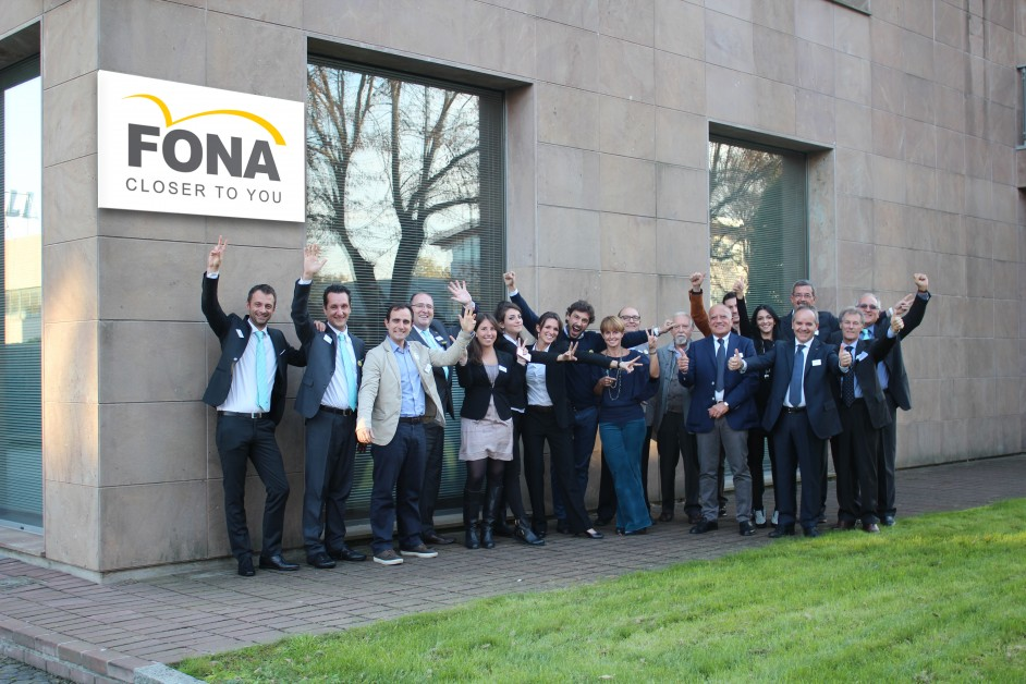 FONA logo_group photo